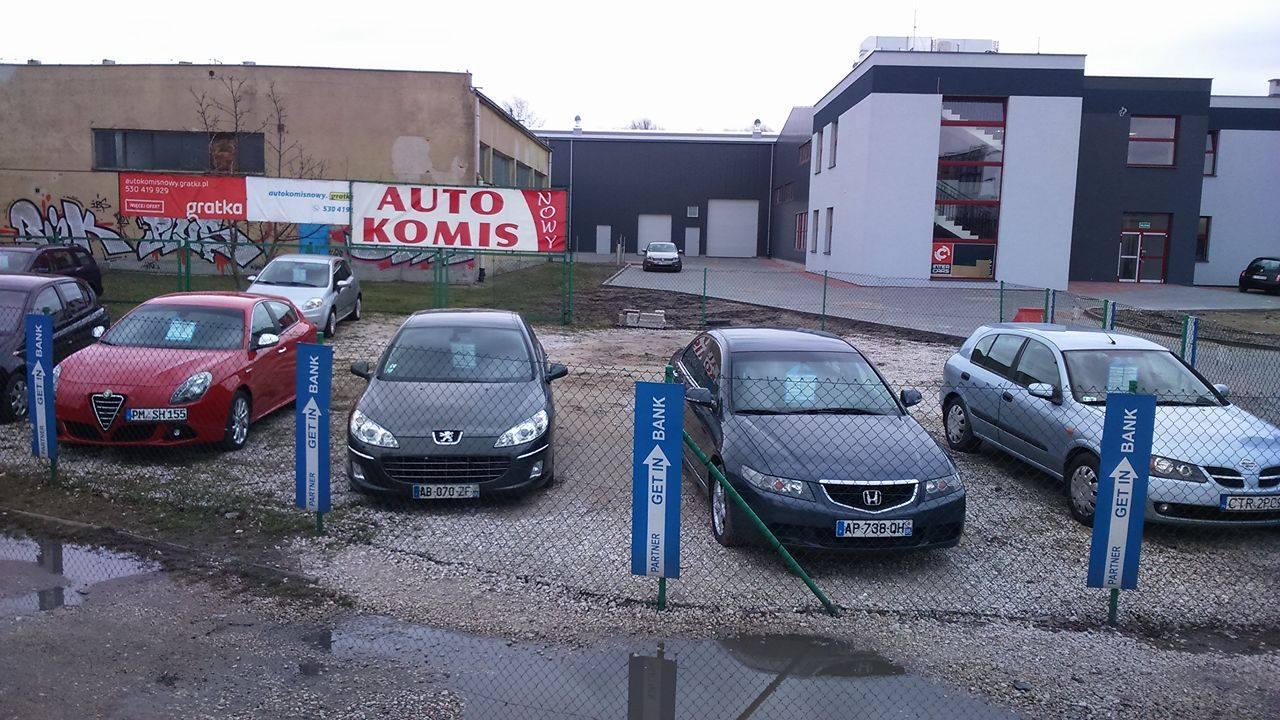 W Ultra Komis samochodowy – Auto Serwis - Zbigniew Kędzierski YP33
